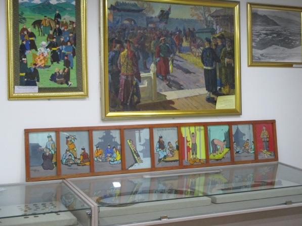 Which has a lovely display dedicated to the torture of Mongolians under the Qing Dynasty (yeah, Mongolians really don't like the Chinese_