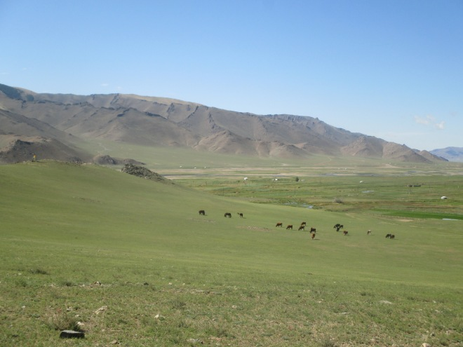 Why yes, I do live in one of the most beautiful places in Mongolia